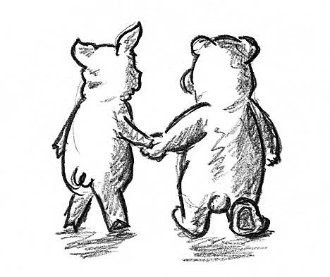 PIG AND BEAR-2
