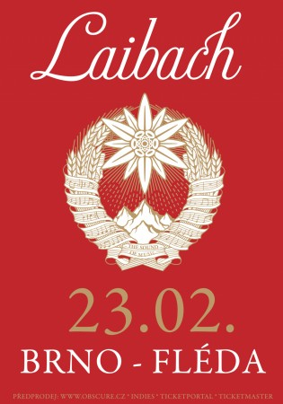 Poster - Laibach